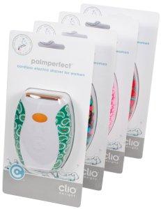 4.Clio Designs Palmperfect Electric Shaver