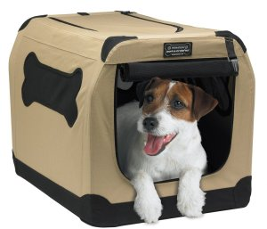 3.Petnation Port-A-Crate Pet Carrier