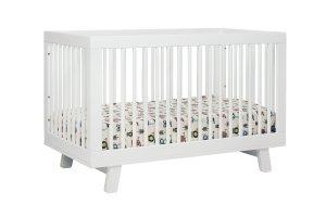 6.babyletto Hudson 3-in-1 Convertible Crib