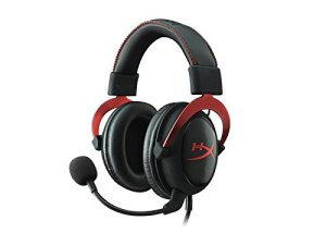 9.HyperX Cloud II Gaming Headset for PC & PS4