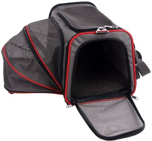 3.Petsfit Comfort Expandable Foldable Travel Dogs