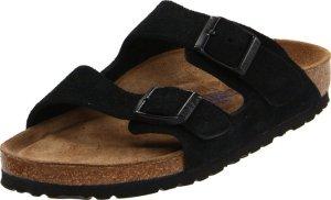 2. Birkenstock Unisex Arizona Soft Footbed Sandal