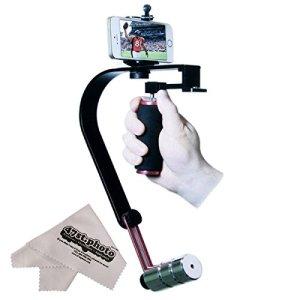 3.SteadyMate HD Professional Handheld Camera