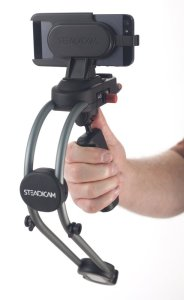 4.Steadicam Smoothee Camera Mount for iPhone