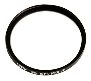7.Tiffen 67mm UV Protection Filter