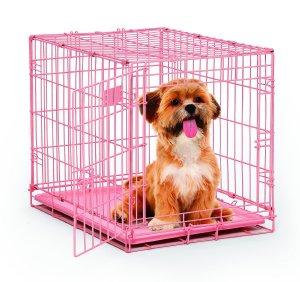8.MidWest Single Door Dog iCrate, 24-Inch
