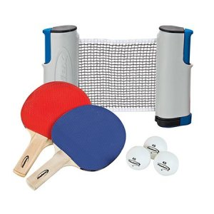 10. Halex Table Tennis Set