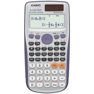 3. Casio fx-115ES PLUS Engineering and Scientific Calculator
