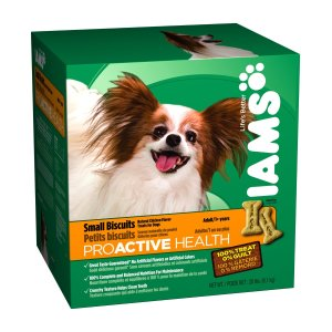 6. Dog Biscuits by IAMS