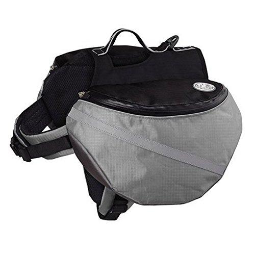 7. Lifeunion Saddle Bag Backpack for Dog
