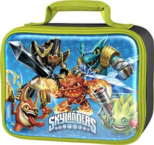 1. Thermos Soft Lunch Kit, Skylanders