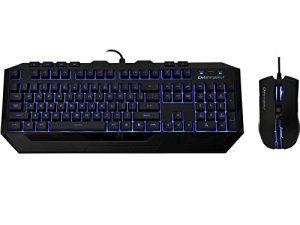 3. CM Storm Devastator - LED Gaming Keyboard and Mouse Combo Bundle