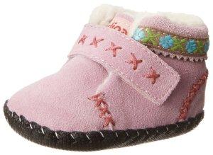 8. pediped Originals Rosa Crib Shoe