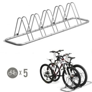 1.Bicycle Floor Parking Rack Storage Stand