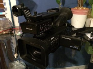 1.Panasonic HMC40KIT Camcorder