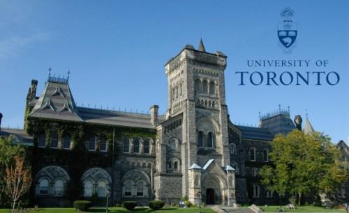 1.University of Toronto