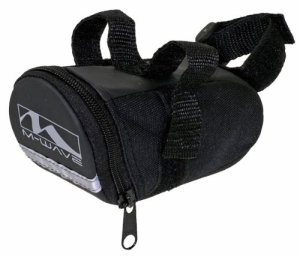 2. M-Wave Bicycle Saddle Bag (Small)