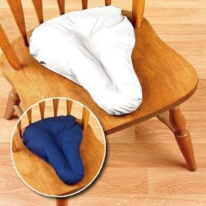 3. Sciatica Saddle Pillow