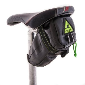 6. Green Guru Gear Shifter Saddle Bag