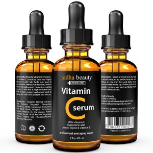 6. Radha Vitamin C Serum