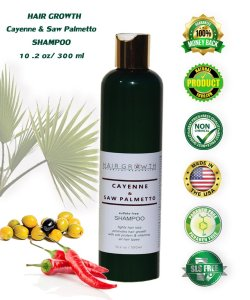 9. Cayenne Anti Hair Loss Shampoo