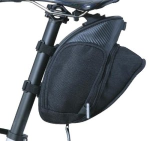 9. Topeak Mondo Pack with Fixer F25 with Extendable Back Pocket