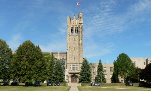 9.The University of Western Ontario