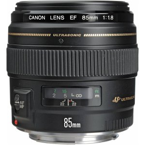 3. Canon EF USM Medium Telephoto Lens for Canon SLR Cameras