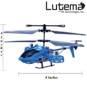 5. Lutema Avatar Hovercraft Remote Control Helicopter
