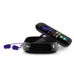 6. Roku 3 Streaming Media Player