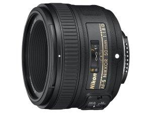 7. Nikon AF-S FX Fixed Zoom Lens with Auto Focus for Nikon DSLR Cameras