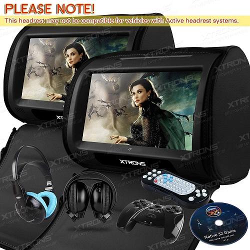 Best Headrest DVD Player for Car Reviews
