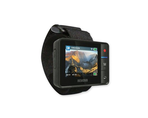 1.Removu RM-R1 Live View Remote for GoPro