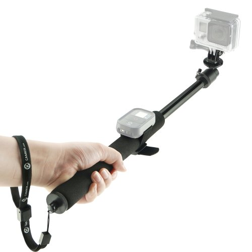 3.Top 10 Best GoPro Selfie Sticks with Remote Review in 2016