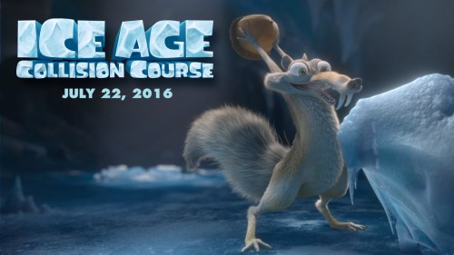 7.Ice Age 5- Collision Course