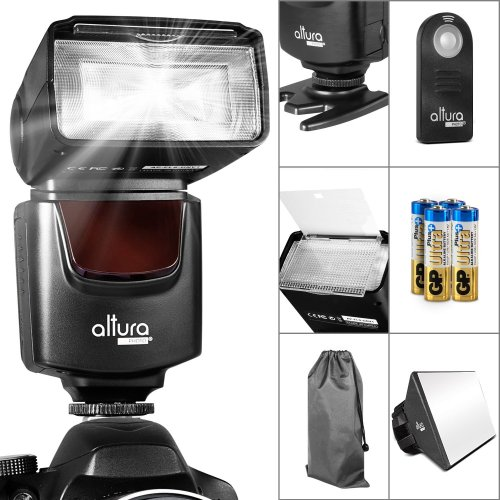 1.List 10 Best Shoe Mount Flashes Reviews in 2016