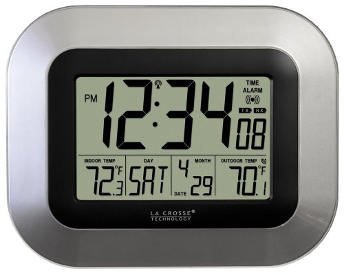 2.List 10 Best Weather Monitoring Clocks Reviews in 2016