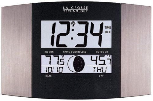 4.List 10 Best Weather Monitoring Clocks Reviews in 2016