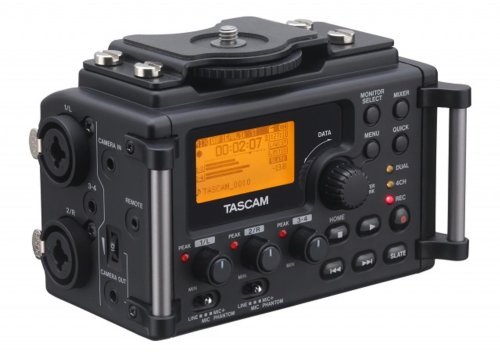 3.Best DSLR Audio Recorder You Should Use