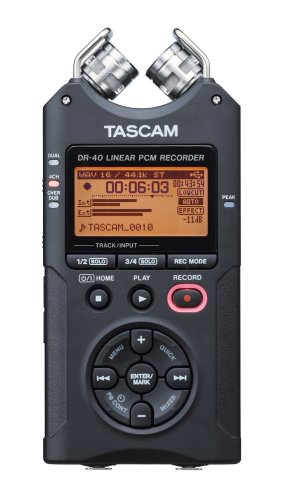 4.Best DSLR Audio Recorder You Should Use