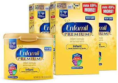 Best Enfamil Infant Baby Formula