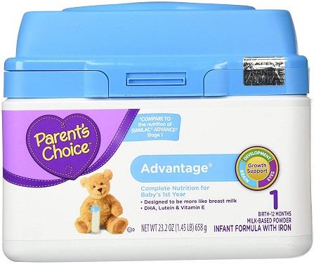 Best Formula Milk For Baby 6-12 Months
