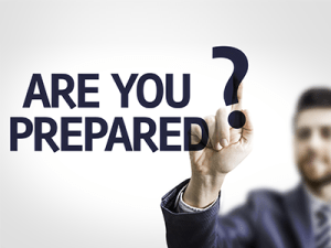 Prepare a response and recovery plan.