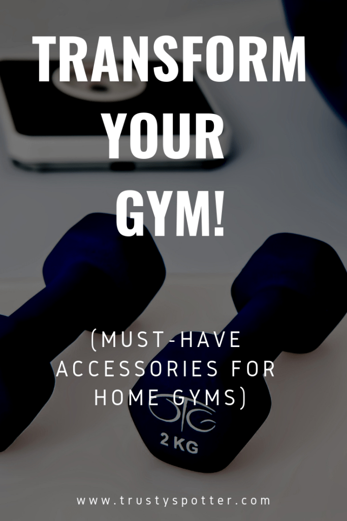5 things that will transform your crappy home gym into a dream workout space
