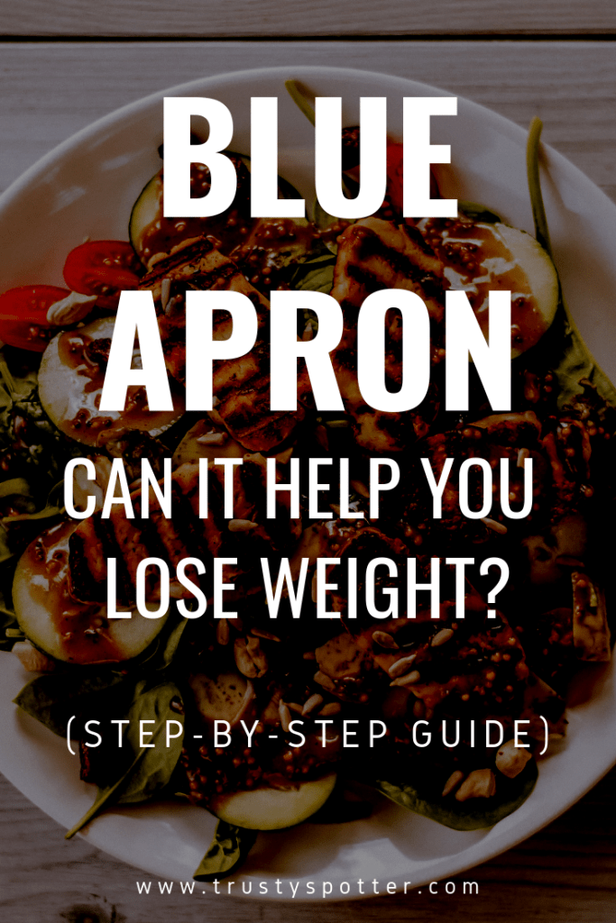 Exactly how to use Blue Apron for weight loss