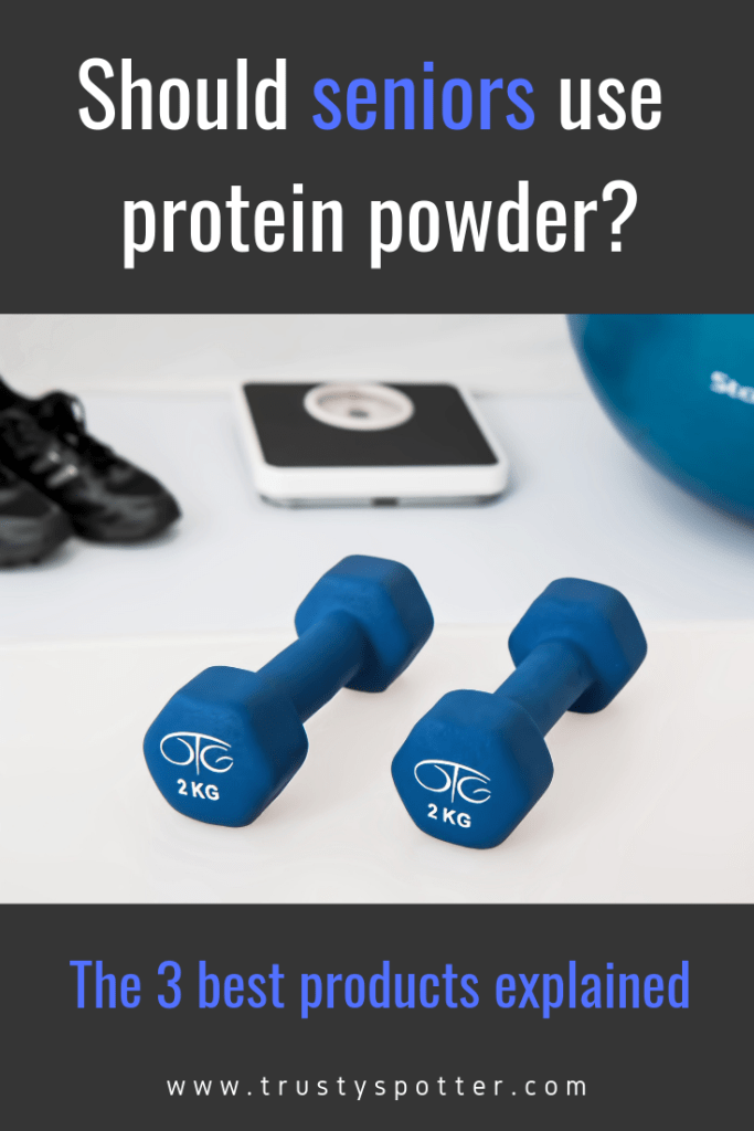 Best Protein Powder for Elderly & Seniors Explained