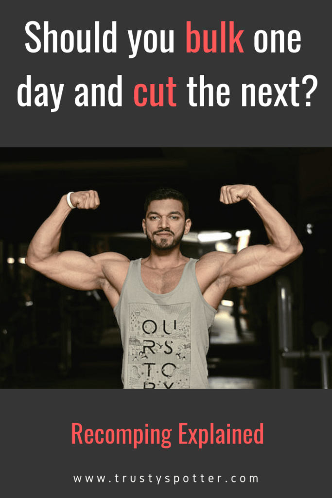 Why You Shouldn't Alternate Bulking & Cutting Days (Or Weeks)
