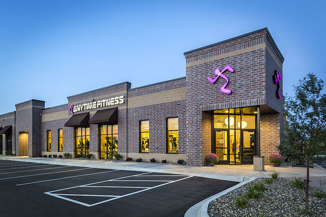 What is Anytime Fitness?