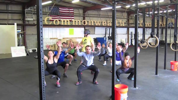 Commonwealth Crossfit Cambridge