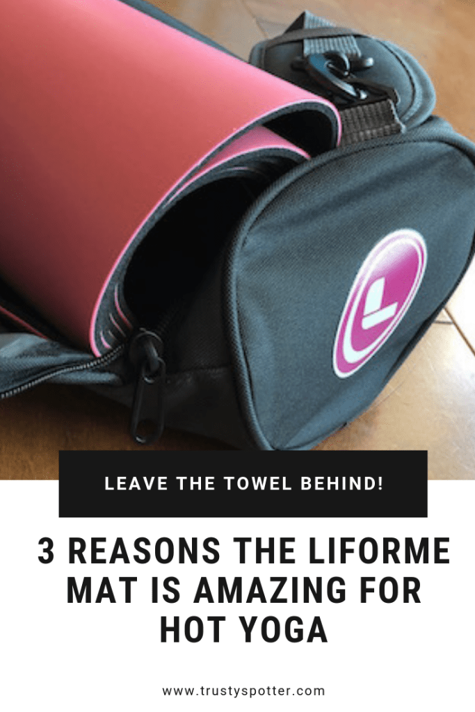 3 Reasons the Liforme Yoga Mat Is Great for Hot Yoga